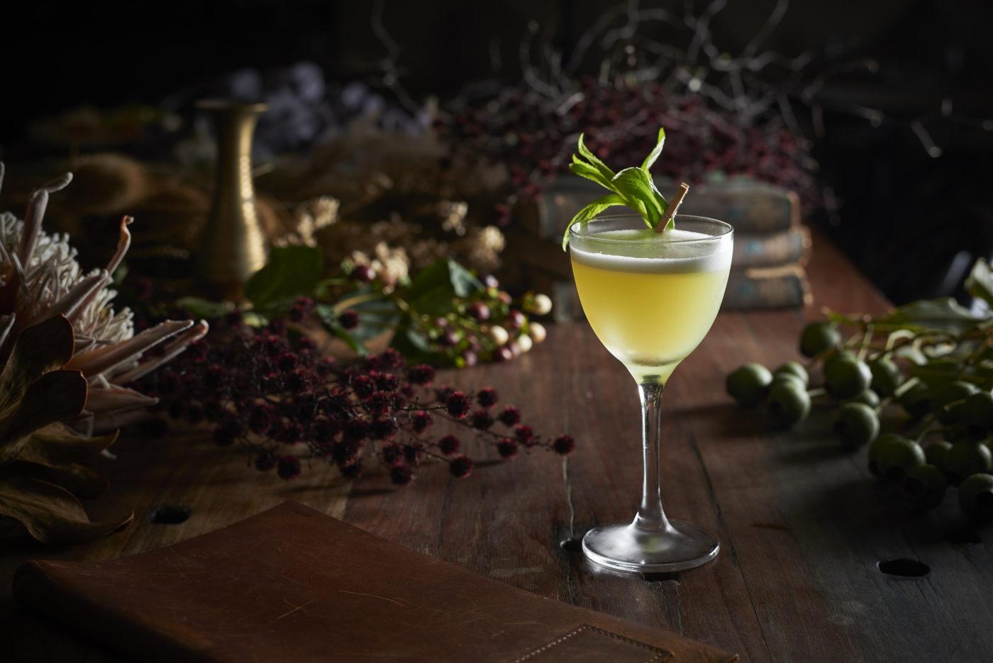 The Botanist Kirribilli Cocktail