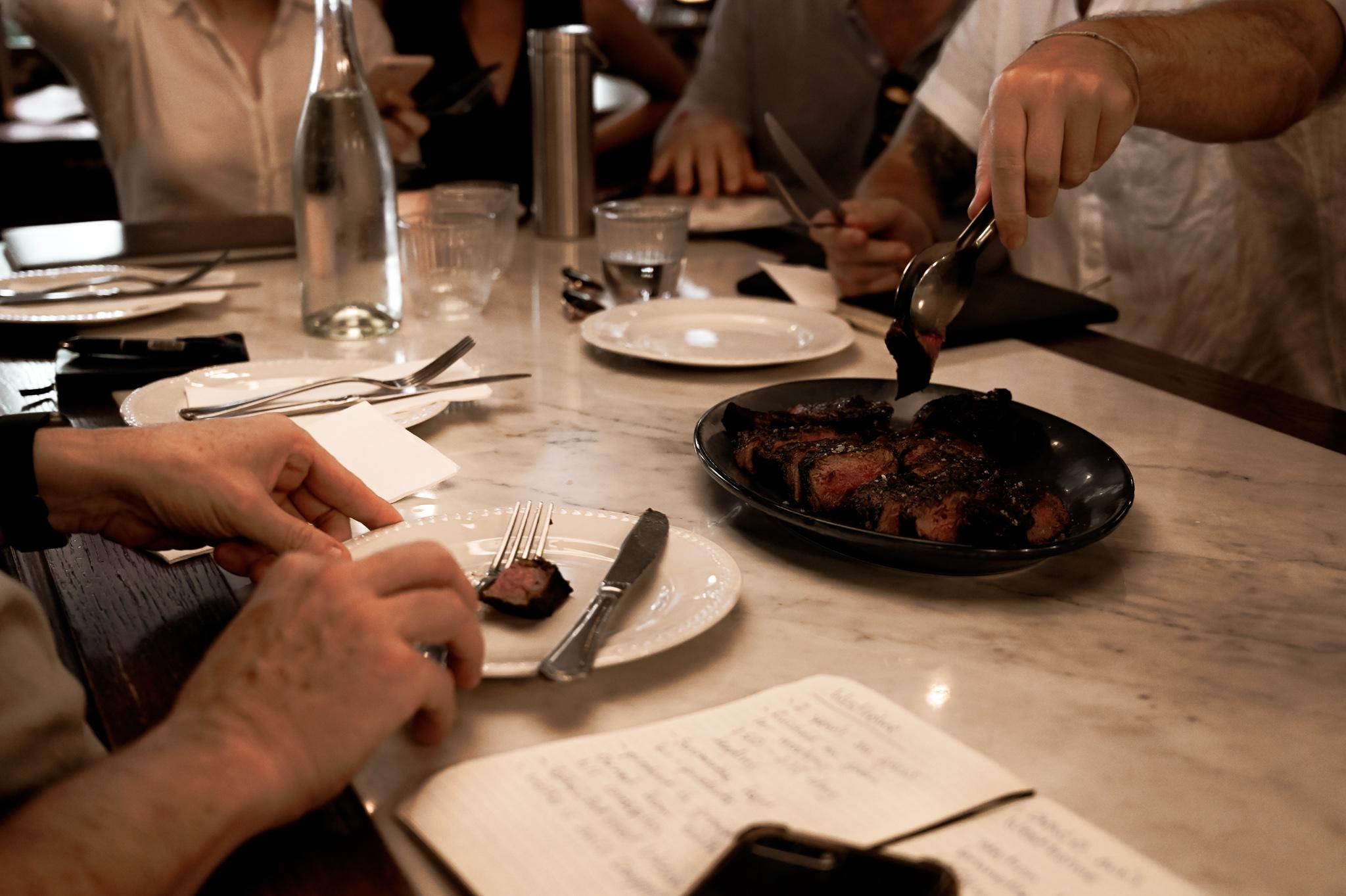 The Botanist Wagyu Steak